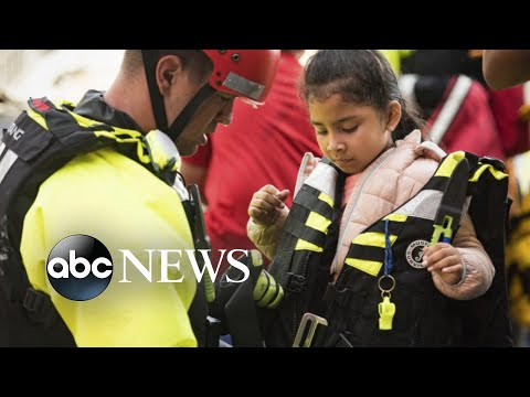 A look back at Floridas first responders after Hurricane Michael