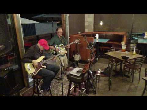 Steve Ellis and Michael Willis-  Feed the Devil - live at CycleHOPS