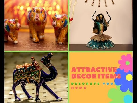 Home Decor Items Which Helps You to Decorate Your Home and Make it Beautiful