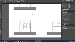 Adobe Illustrator: Live Paint Tutorial
