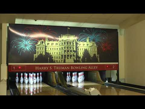 The Harry S. Truman Bowling Alley