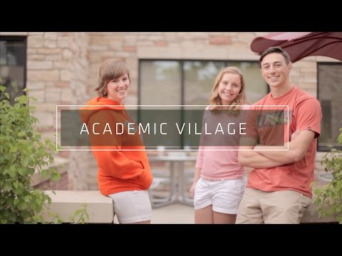 Academic Village at Colorado State University