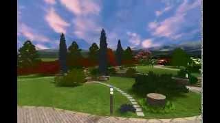 Ландшафтный дизайн сада (май)(, 2014-08-23T19:50:12.000Z)