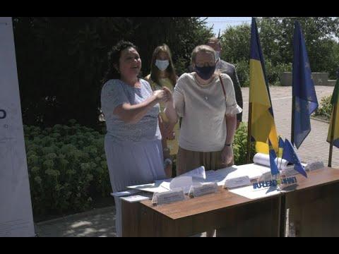 mistotvpoltava: Нові Санжари – Меморандум про співпрацю