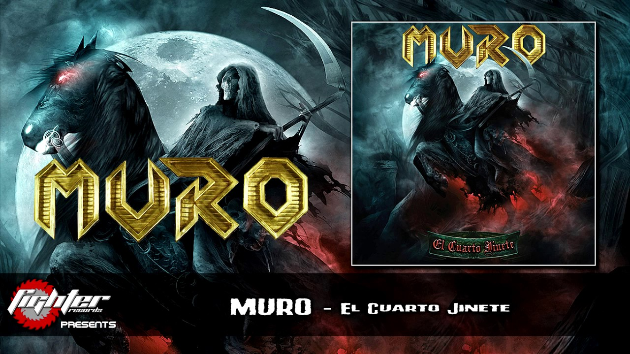 MURO - El Cuarto Jinete (Full Album) [2017] - YouTube