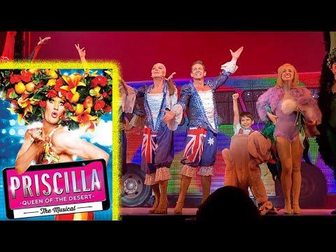 Priscilla Queen of the Desert  Melbourne Curtain Call 2718  Regent Theatre