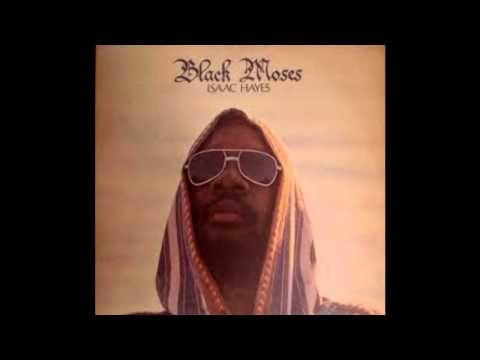 Isaac Hayes-Nothing Takes The Place Of You.(Black Moses)
