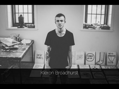 Perth Artists S01E01: Kieron Broadhurst