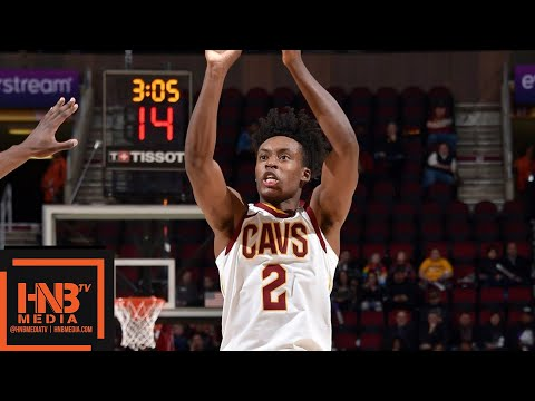 Cleveland Cavaliers vs Brooklyn Nets Full Game Highlights | 10.24.2018, NBA Season