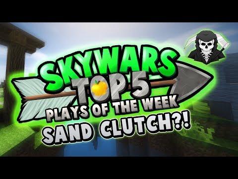 SAND CLUTCH! - Top 5 SKYWARS PLAYS of the Week