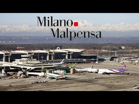 Milan Malpensa Airport Italy May 2015 Youtube