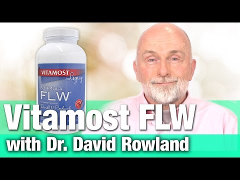 Vitamost FLW With Dr. David Rowland