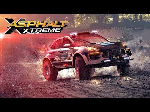 play Asphalt Xtreme: Rally Racing on pc & mac