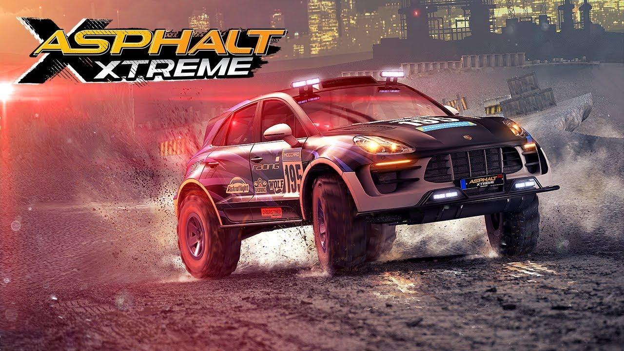 Asphalt Xtreme - World Premiere Trailer