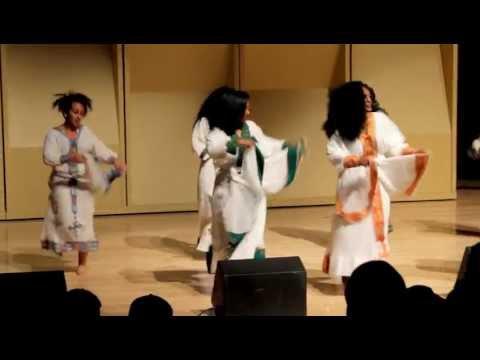 Ethiopia dance