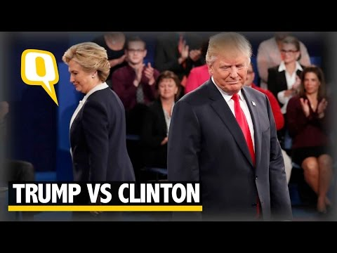 The Quint: Hillary Clinton-Donald Trump Debate Over ISIS, Islamophobia, Syria