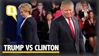 The Quint: Hillary Clinton-Donald Trump Debate Over ISIS, Islamophobia, Syria