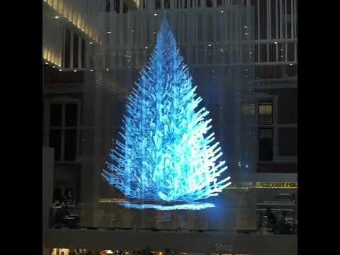 Hologram Christmas Tree Projector.Christmas Tree Hologram