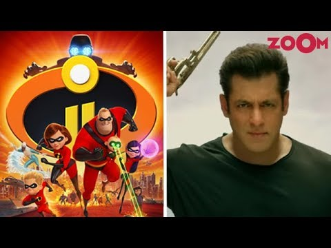 'Incredibles 2' Release In India Postponed Due To Salman Khan's 'Race 3' | Bollywood News