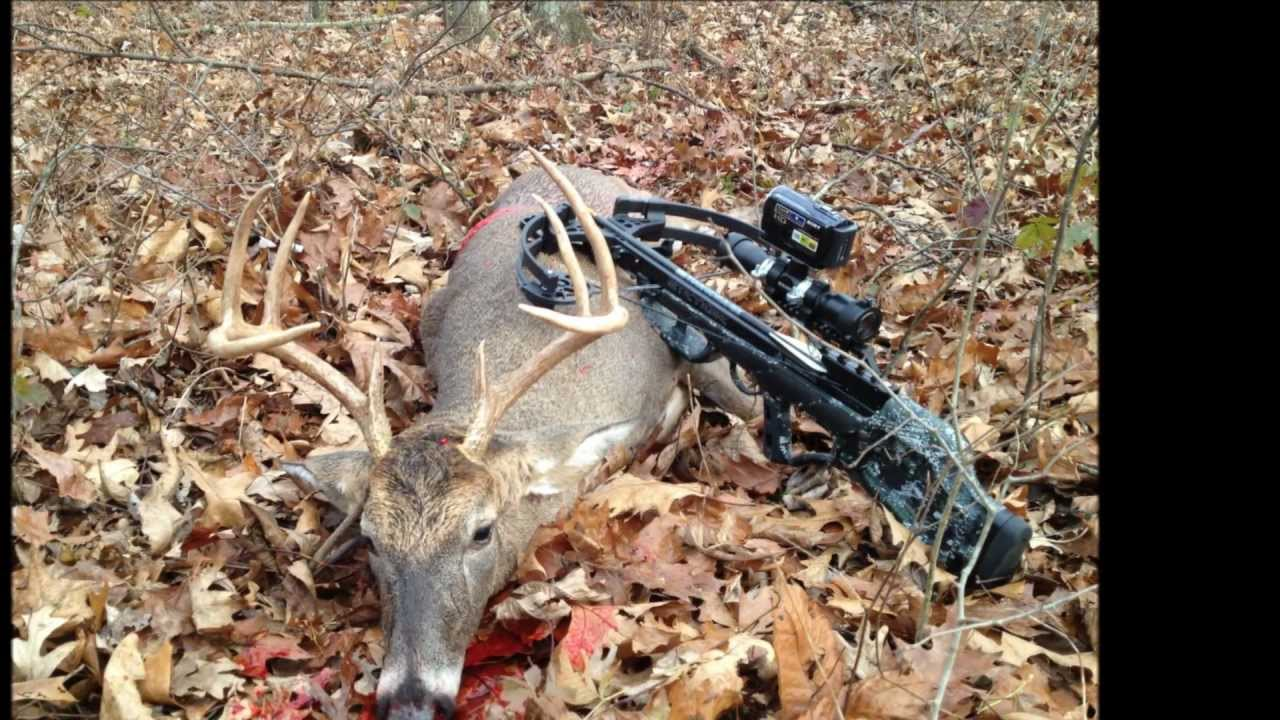 how to make a wooden hunting crossbow