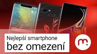 Doporučujeme ty nejlepší telefony bez ohledu na cenu!
