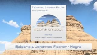Balearía & Johannes Fischer - Hegra (Original) [Abora Chillout]