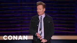 Conan: Biden's 24-Point Lead Will Fade Once He Starts Talking - CONAN on TBS