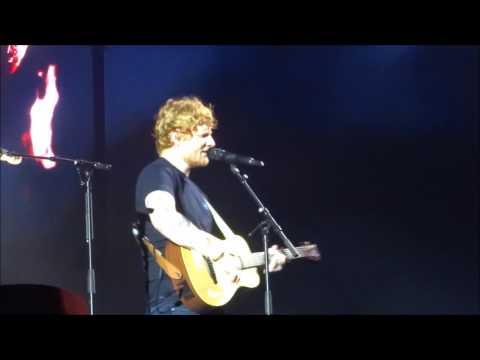 Ed Sheeran - Bloodstream @ Esplanada do Mineirão, Belo Horizonte 30/05/17