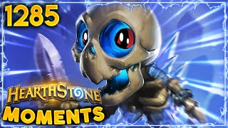 Ending It With STYLE IS TOP PRIORITY! | Hearthstone Daily Moments Ep.1285