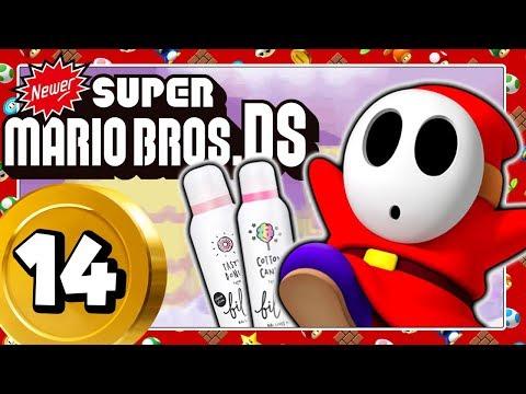 NEWER SUPER MARIO BROS. DS Part 14: Warum ich nach Bilou stinke...