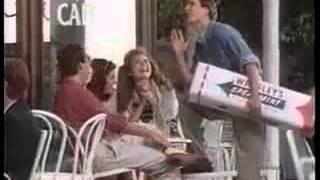 Реклама Wrigley's spearmint (1994 год)