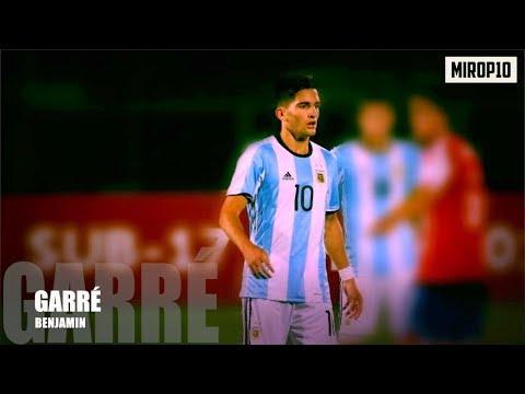 BENJAMIN GARRÉ ✭ MAN CITY ✭ THE NEXT ARGENTINIAN NUMBER 10 ✭ Skills & Goals ✭ 2017 ✭