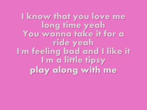Woohoo- Christina Aguilera ft. Nicki Minaj [lyrics]