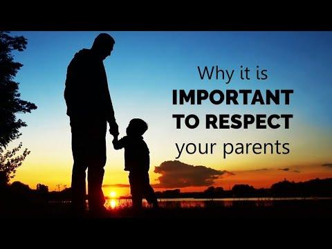Respect Parents 1
