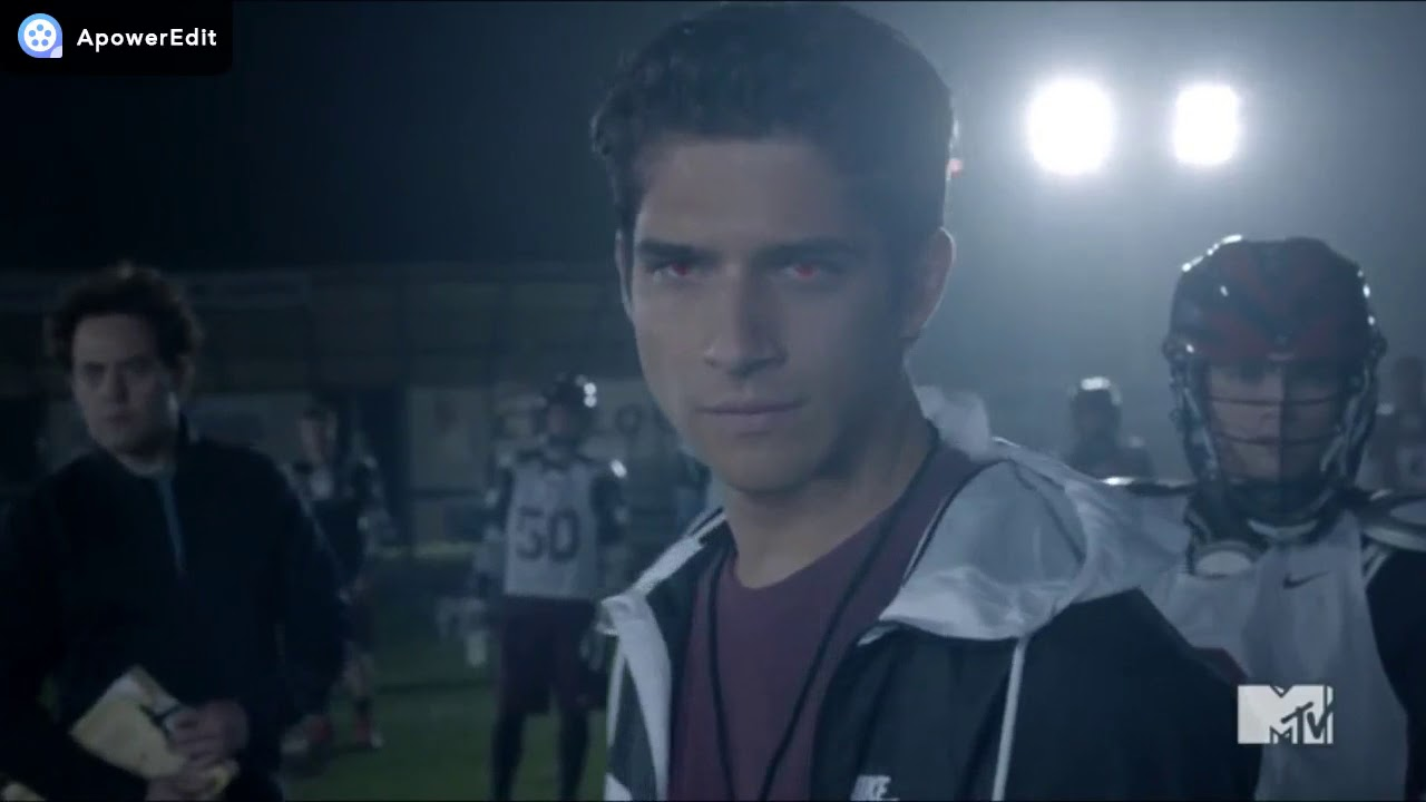 Download Teen Wolf 6x11 'Said the spider to the Fly' Scott and Coach Bicker