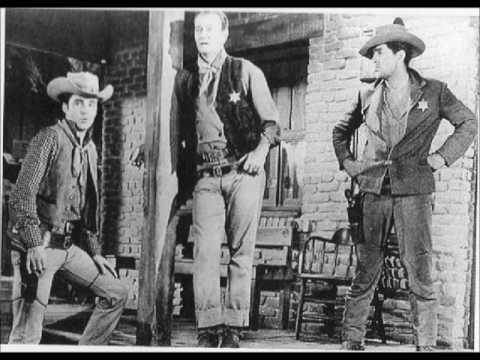 Ricky Nelson, Dean Martin & Walter Brennan - Cindy