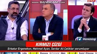 Serdar Ali Çelikler'den hayat dersi ! Arda Turan'a bomba tavsiyeler.
