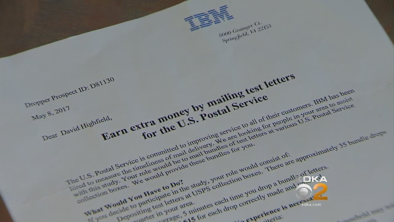 mail letters some skeptical of ibm offer to mail letters for money but 23534 | maxresdefault