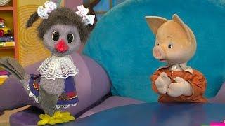 СПОКОЙНОЙ НОЧИ, МАЛЫШИ! - Секрет фламинго - Мультфильмы для детей