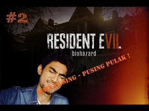 Resident Evil 7 with RezZaDude - PUSING !