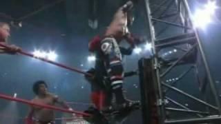 Suicide vs Alex Shelley vs Chris Sabin vs Consequences Creed vs Jay Lethal (3/3)