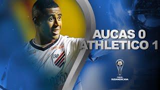 Aucas vs. Athletico Paranaense [0-1] | RESUMEN | Fase de Grupos | CONMEBOL Sudamericana 2021