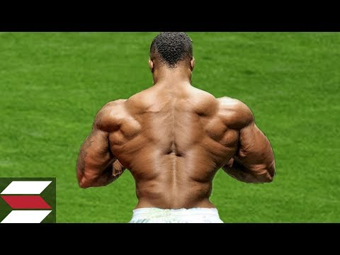 Thumbnail: 10 Strongest Athletes Who Look Like Bodybuilders