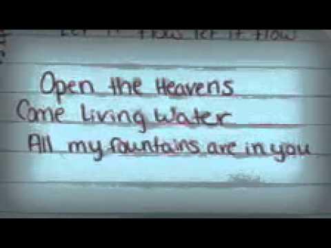 All my Fountains Lyrics