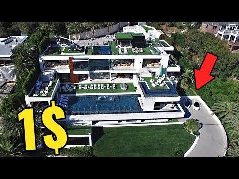 Все эти дома продаются за 1 доллар, но никто не хочет их покупать. Узнай в этом видео почему