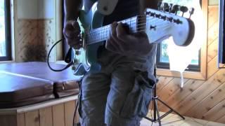 1961 Orig Fender Strat Pro Built Slaboard Player Eddie Vegas www.eddievegas.com