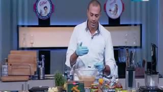 لقمة هنية :طريقة عمل شيش طاوق مع الأرز بالزعفران- صدور فراخ بالبطاطس- شوربة خرشوف بالكريمة والزعتر