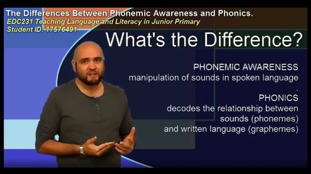 phonics and phonemic awareness The assessments were created to inform teachers about a child's progress with phonemic awareness the assessments align to the phonological awareness.