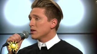"""Danny Saucedo - """"Dö för dig"""" - Nyhetsmorgon (TV4)"""
