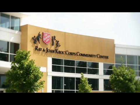 The Ray and Joan Kroc Corps Community Center in Chicago Illinois